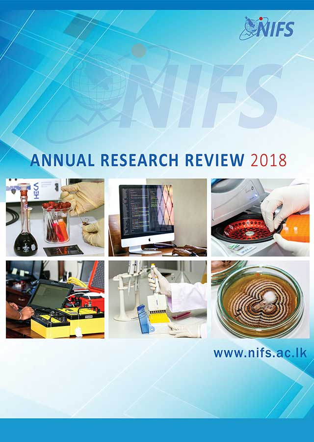 Annual Research Review Report