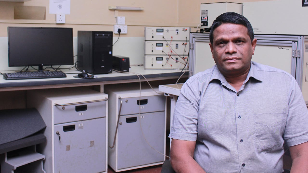 Remarkable achievement of Professor Jayasundara Bandara