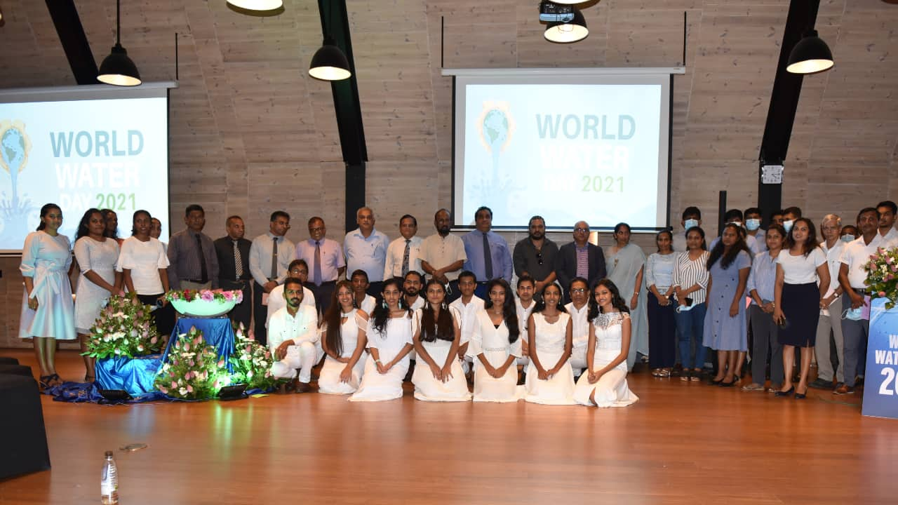 World Water Day 2021 - Release of Water Song